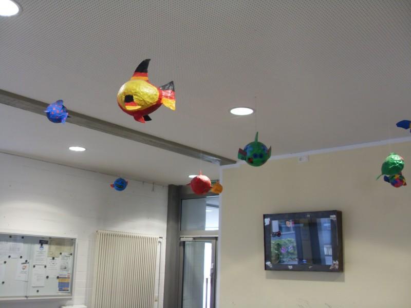 Die fliegenden Fische von Wolbeck
